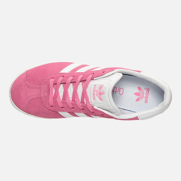girlss asilo adidas gazzella scarpe casual