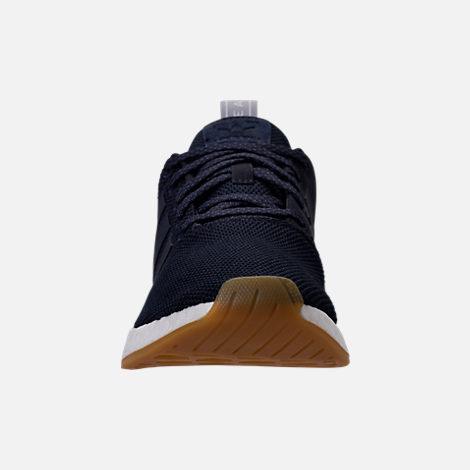 Front view of Women's adidas NMD R2 Casual Shoes in Legend Ink/Trace Blue/Grey