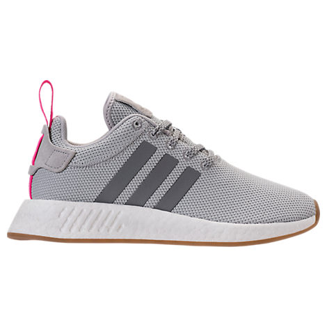 82c4f5811 Adidas Originals Adidas Women S Nmd R2 Casual Sneakers From Finish Line In  Grey