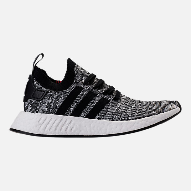 Right view of Men's adidas NMD R2 Primeknit Casual Shoes