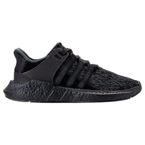 outlet store e6a2d 8554d Men'S Eqt Boost Support 93/17 Casual Shoes, Black