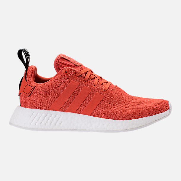 Right view of Mens adidas NMD R2 Casual Shoes in Future HarvestCore Black