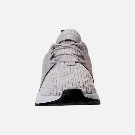 Front view of Boys' Toddler adidas Originals X_PLR Casual Shoes in Grey/Grey/White