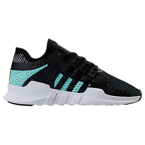 Adidas Women'S Eqt Support Adv Casual Athletic Sneakers From Finish Line, Black