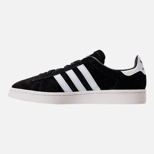 Left view of Men's adidas Originals Campus Casual Shoes
