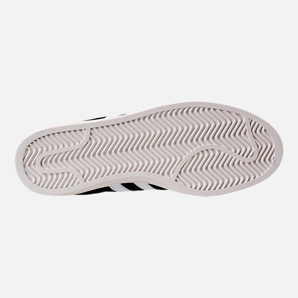 Bottom view of Men's adidas Originals Campus Casual Shoes