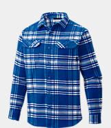 Men's Columbia Kentucky Wildcats College Flare Gun Flannel Shirt