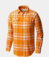 Men's Columbia Tennessee Volunteers College Flare Gun Flannel Shirt