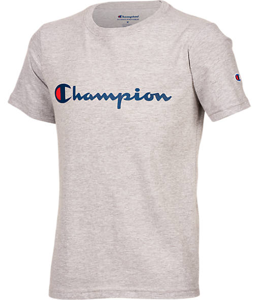 Kids' Champion Heritage T Shirt by Finish Line