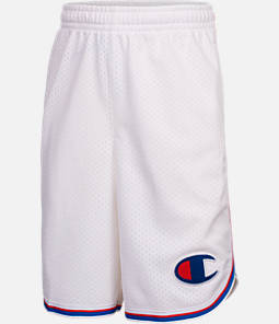 Kids' Champion Heritage Mesh Shorts