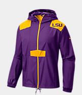 Men's Columbia LSU Tigers College Flashback Windbreaker Jacket