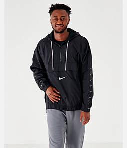 Men's Nike Sportswear Swoosh Woven Jacket