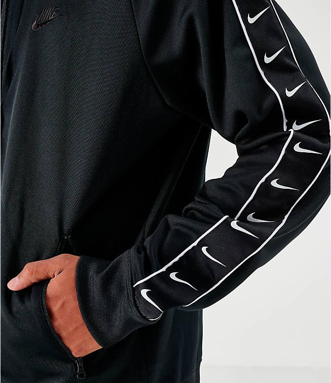 Men's Nike Taped Full Zip Hoodie