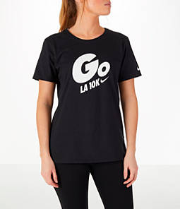 Women's Nike GO LA 10k Exclusive Crew T-Shirt
