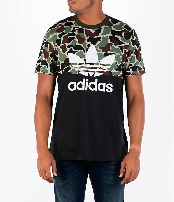adidas camouflage shirt