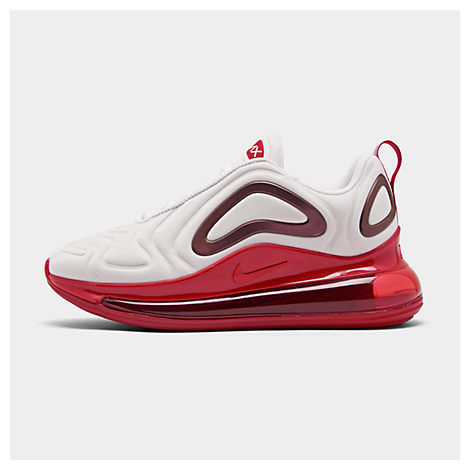 the latest a9ecc d1d80 Nike Women s Air Max 720 Se Running Shoes, White Red