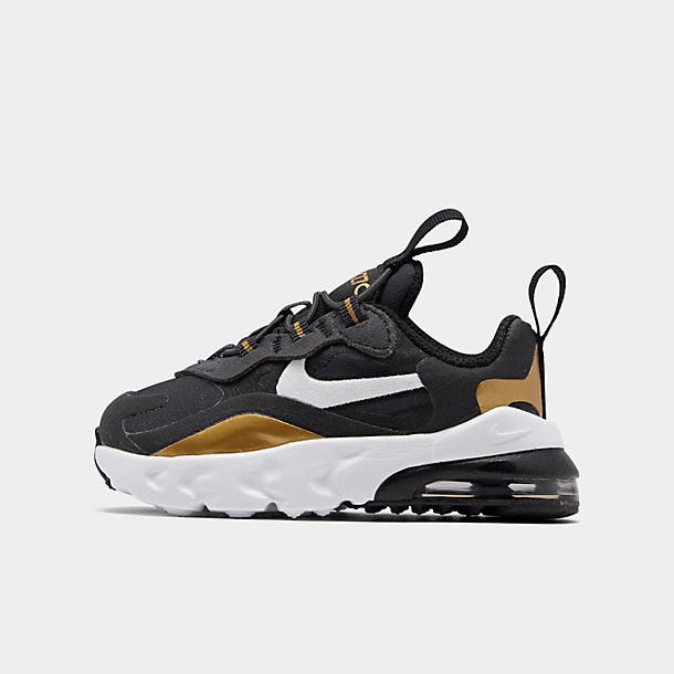 Boys' Toddler Nike Air Max 270 React Casual Shoes