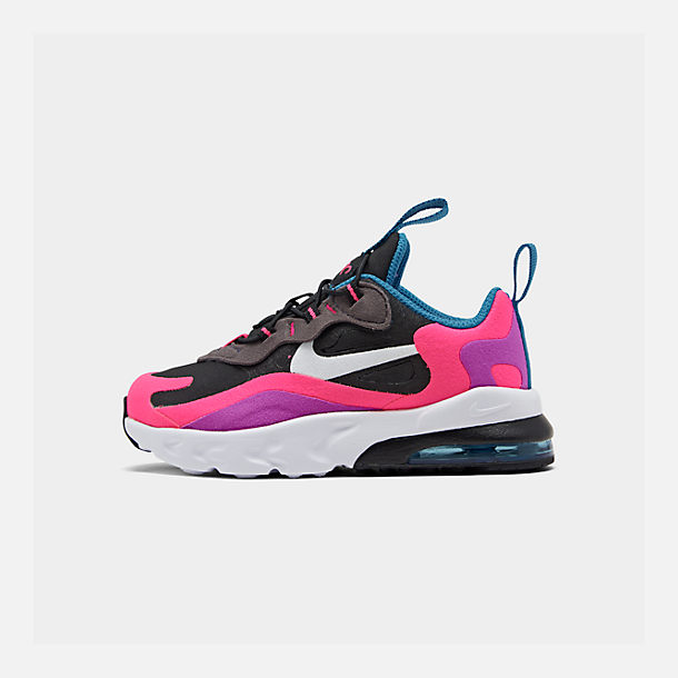 size 40 7d61d db779 Girls' Toddler Nike Air Max 270 React Casual Shoes