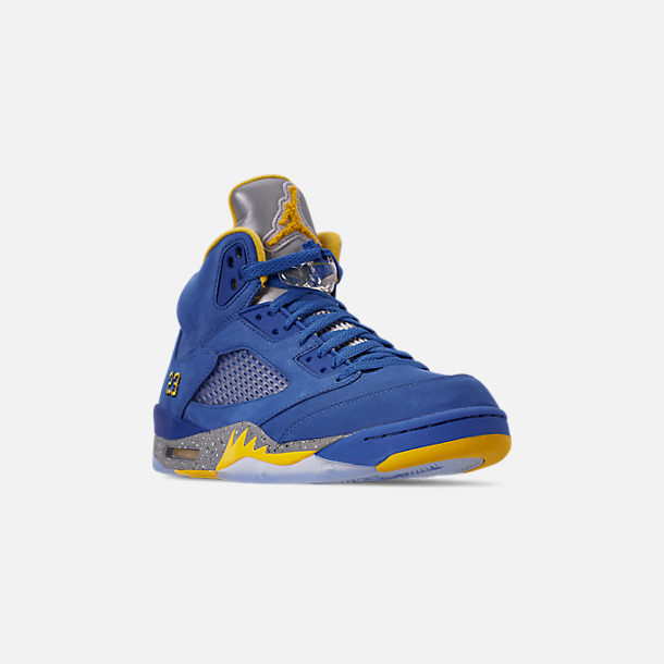 brand new 53fbf 92599 Men's Air Jordan Retro 5 Laney JSP Basketball Shoes
