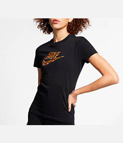 Women's Nike Sporstwear Animal Print T-Shirt
