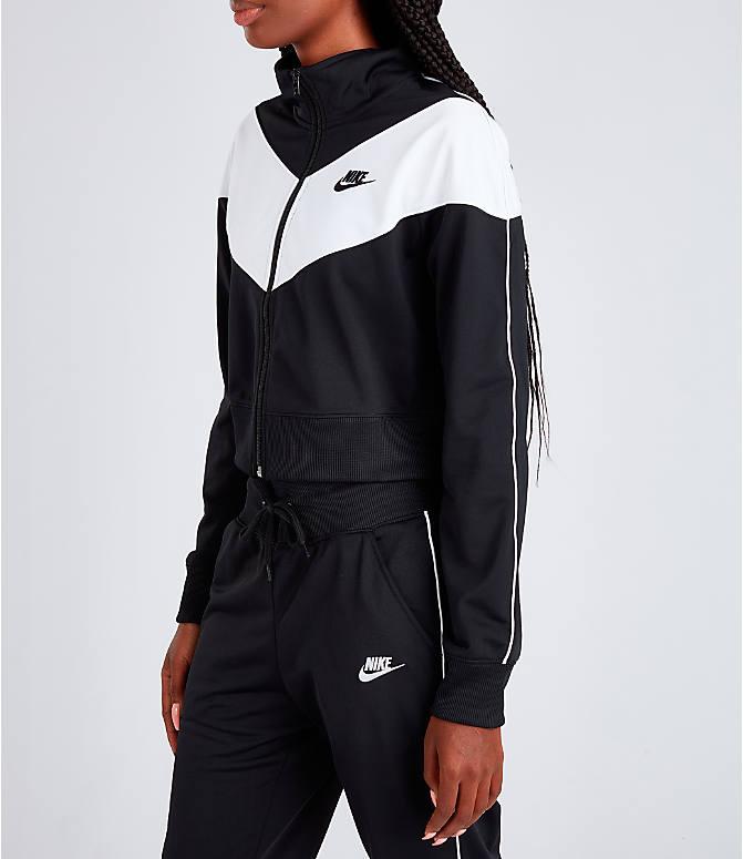 Women's Nike Sportswear Heritage Track Jacket by Nike