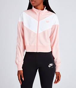 Women's Nike Sportswear Heritage Track Jacket