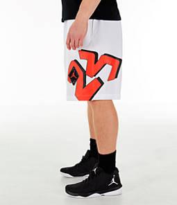 Men's Jordan Retro 6 Mesh Shorts