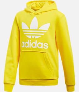 Kids' adidas Originals Trefoil Hoodie Product Image