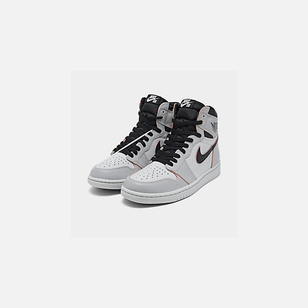 best website 5edaa 7b164 Men's Nike SB x Air Jordan 1 High OG Defiant Basketball Shoes