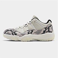 Men's Air Jordan Retro 11 Low LE Basketball Shoes