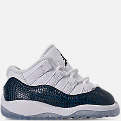 Kids' Toddler Air Jordan Retro 11 Low LE Basketball Shoes