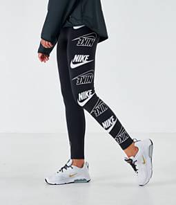 Women's Nike Sportswear Leg-A-See Flip Leggings
