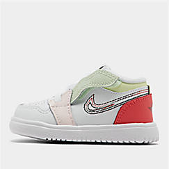 Girls' Toddler Air Jordan Retro 1 Low Alt Casual Shoes