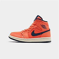 Women's Air Jordan 1 Mid Casual Shoes
