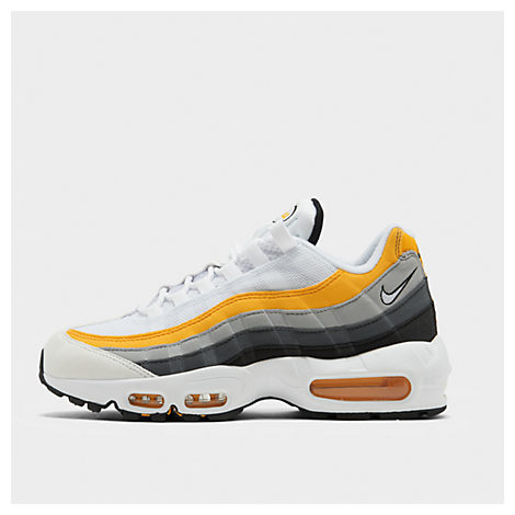 Nike Men's Air Max 95 Og Casual Shoes In White