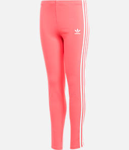 Girls' adidas Originals 3-Stripe Leggings