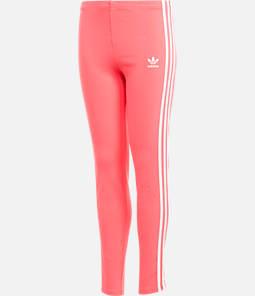 Girls' adidas Originals 3-Stripe Leggings Product Image