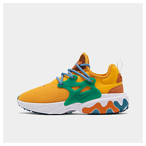 best loved 00113 d0fae Women's React Presto Running Shoes, Yellow - Size 8.0