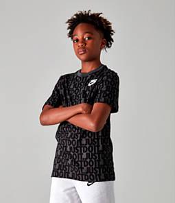 Boys' Nike Sportswear JDI Allover Print T-Shirt