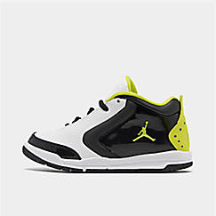 Boys' Little Kids' Air Jordan Big Fund SE Basketball Shoes