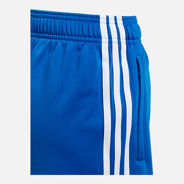 Back view of Boys' adidas Originals 3-Stripes Shorts