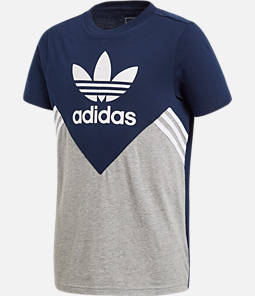 Boys' adidas Originals Fleece Trefoil T-Shirt