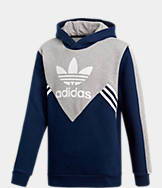 Boys' adidas Originals Fleece Trefoil Hoodie