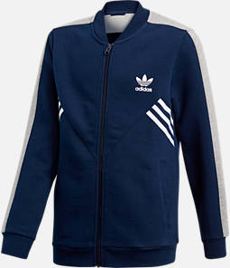 Boys' adidas Originals Trefoil Track Jacket