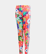 Girls' adidas Originals Allover Print Leggings