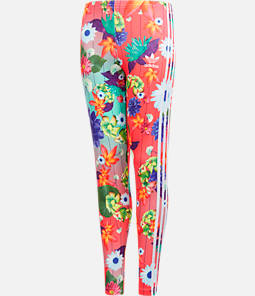 Girls' adidas Originals Allover Print Leggings Product Image