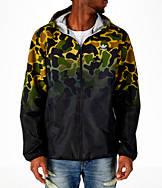 Men's adidas Originals Camouflage Windbreaker Jacket