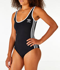 Women's adidas Originals 3-Stripes Bodysuit