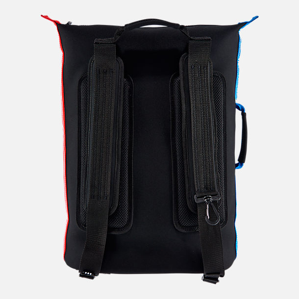 Back view of adidas Originals NMD Day Backpack in Black