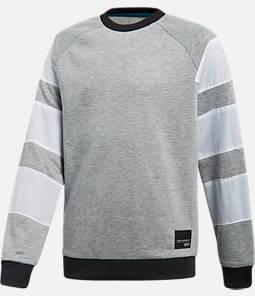 Boys' adidas Originals EQT Crew Sweatshirt Product Image